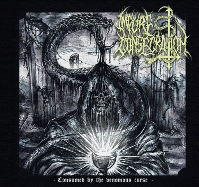 IMPURE CONSECRATION - Consumed By The Venomous Curse MCD