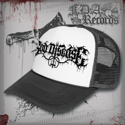 GOD DISEASE - Logo - TRUCKER CAP