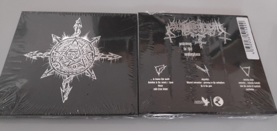 SULPHUR AEON - Gateway to the Antisphere - CD Digipak