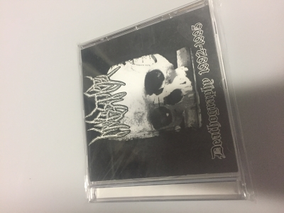 MORSTICE - Deathography 1992-1995 - CD
