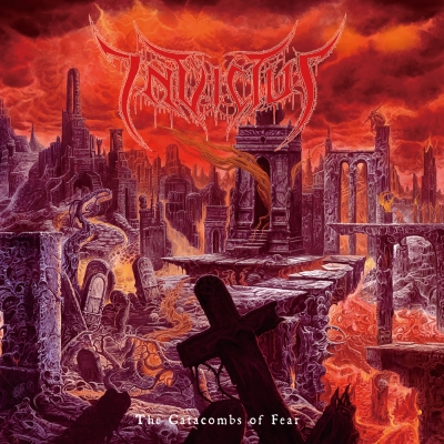 INVICTUS - The Catacombs of Fear - CD  (Release 24.01.2020)
