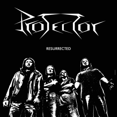 PROTECTOR - Resurrected - LP (ltd.150)