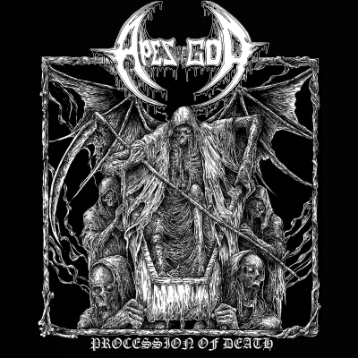 APES OF GOD - Procession Of Death - MCD