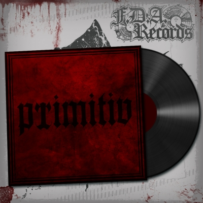 ARROGANZ - Primitiv - LP (+ free album download)