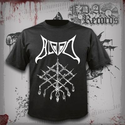 BLOOD - Grid Of Death - T-SHIRT (black)
