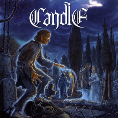 CANDLE - The Keeper's Curse - LP