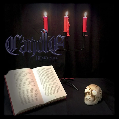 CANDLE - Demo 2016 - CD