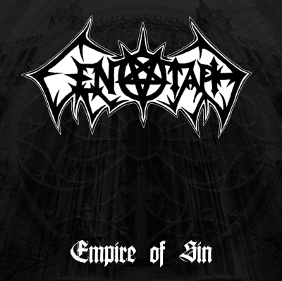 CENOTAPH - Empire of Sin - CD