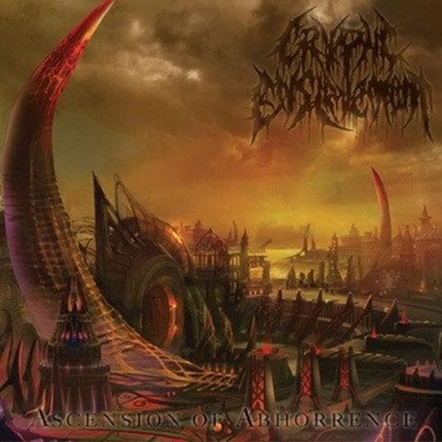CRYPTIC ENSLAVEMENT (ca) - Ascension Of Abhorrence - CD