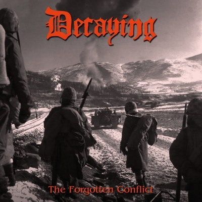 DECAYING - The Forgotten Conflict - CD
