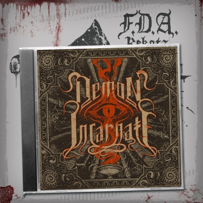 DEMON INCARNATE - Demon Incarnate - CD