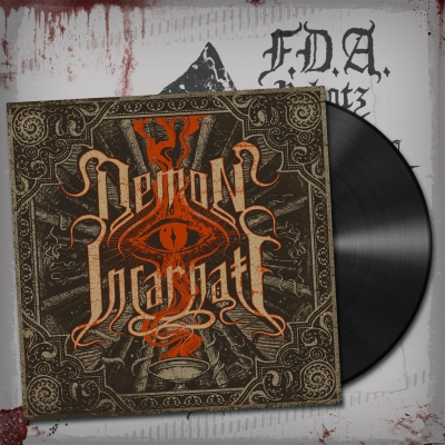 DEMON INCARNATE - Demon Incarnate - LP (black vinyl)