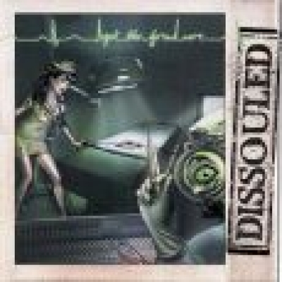 DISSOULED - Inject The Grind-Cure - CD