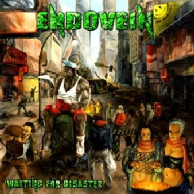 ENDOVEIN - Waiting for Disaster - CD
