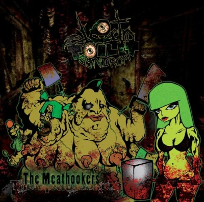 ELECTRO TOILET SYNDROM - The Meathookers - CD