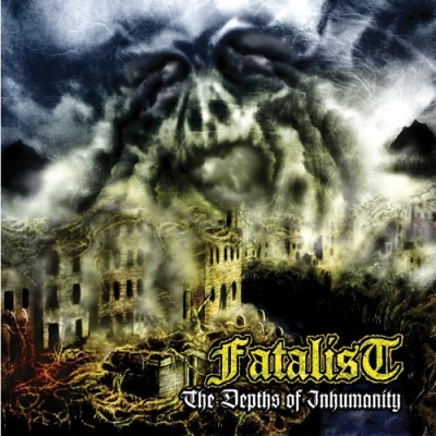 FATALIST - The Depths Of Inhumanity - CD