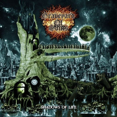GRAVEYARD OF SOULS - Shadows Of Life - CD