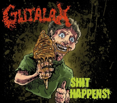 GUTALAX - Shit Happens - CD