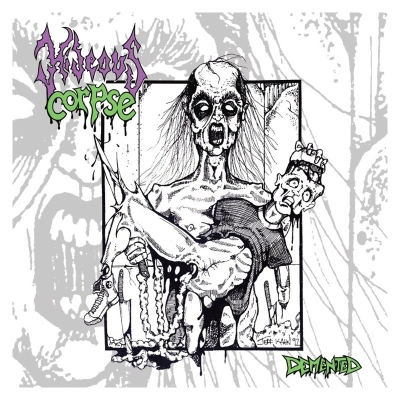 HIDEOUS CORPSE - Demented - CD