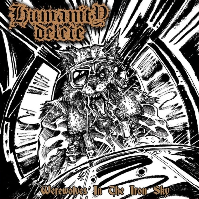 HUMANITY DELETE - Werewolves In The Iron Sky - CD