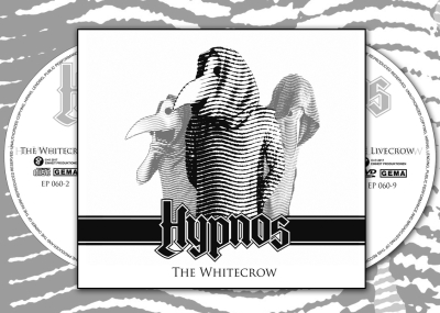HYPNOS - The Whitecrow - CD + DVD (ltd. DIGIPAK)