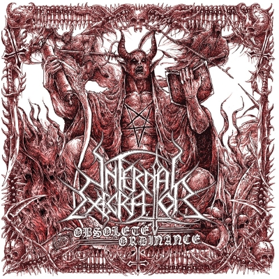 INFERNAL EXECRATOR - Obsolete Ordinance - CD