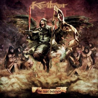 KEITZER - The Last Defence - CD