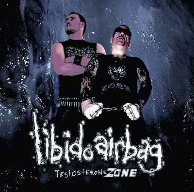 LIBIDO AIRBAG - Testosterone Zone - CD