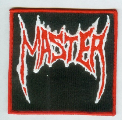 MASTER - Logo - Patch ( witch-hunt )