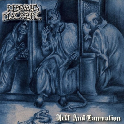 MORBID MACABRE - Hell And Damnation - CD