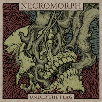 NECROMORPH - Under The Flag - CD