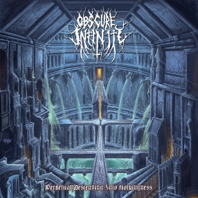 OBSCURE INFINITY -Perpetual Descending Into Nothingness- CD