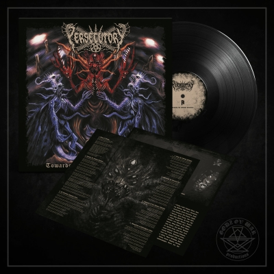 PERSECUTORY - Towards the Ultimate Extinction - LP