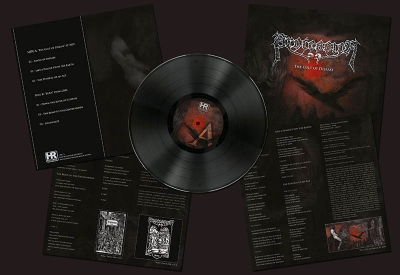 PROCESSION - The Cult Of Disease - LP
