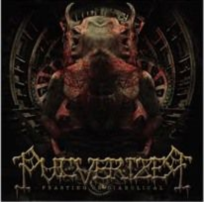 PULVERIZER - Feasting On Diabolical - CD