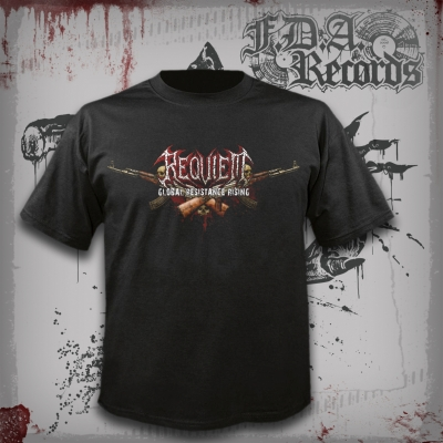 REQUIEM - Logo - T-SHIRT
