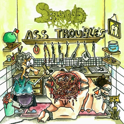 SERRABULHO - Ass Troubles - CD