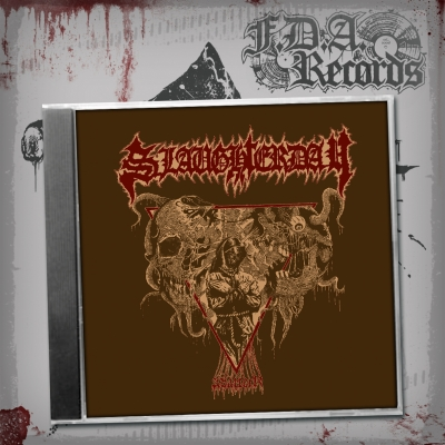 SLAUGHTERDAY - Abattoir - CD