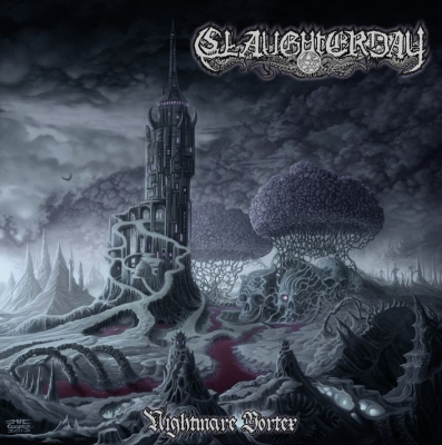 SLAUGHTERDAY - Nightmare Vortex - CD