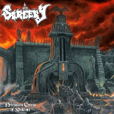 SORCERY - Necessary Excess of Violence - LP