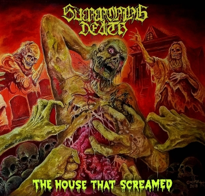 SUMMONING DEATH - The House That Screamed - CD