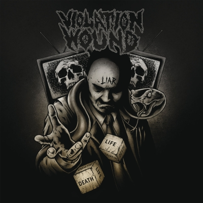"VIOLATION WOUND / SURGIKILL - split 7""EP"