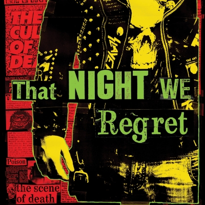 TEETHING - That Night We Regret - CD