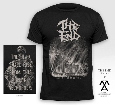 THE END - Age Of Apocalypse - T-Shirt
