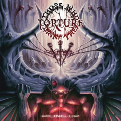 THOSE WHO BRING THE TORTURE - Piling Up - CD