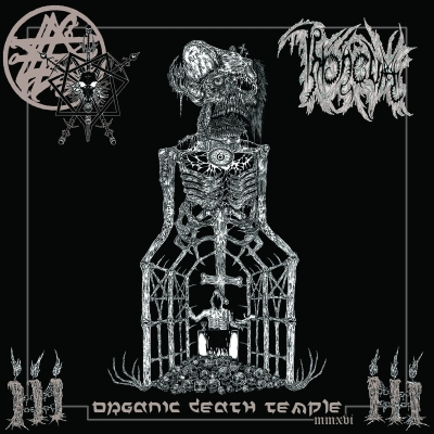 THRONEUM - Organic Death Temple MMXVI - CD