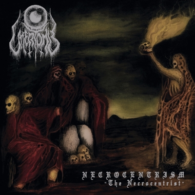 UTTERTOMB - Necrocentrism: The Necrocentrist - MCD
