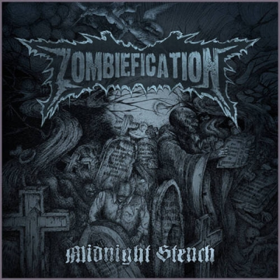 ZOMBIEFICATION - Midnight Stench - LP