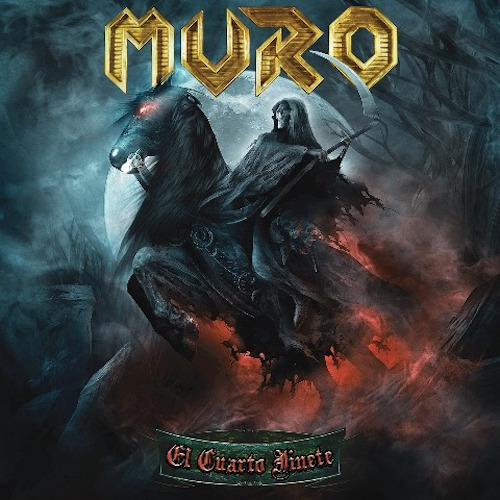 FDA RECORDS - MURO - El Cuarto Jinete - CD