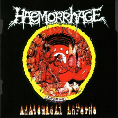 HAEMORRHAGE - Anatomical Inferno - CD